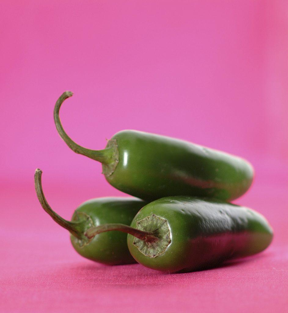 Rachel Lincoln Food Product Photography | Jalapeno